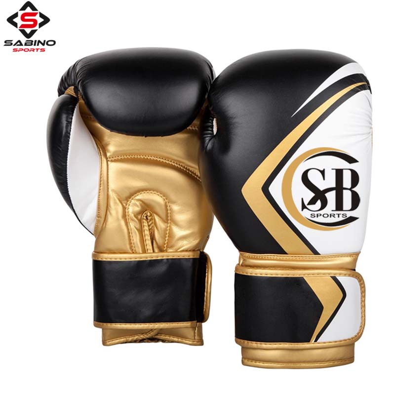 Boxing Gloves Black/Gold