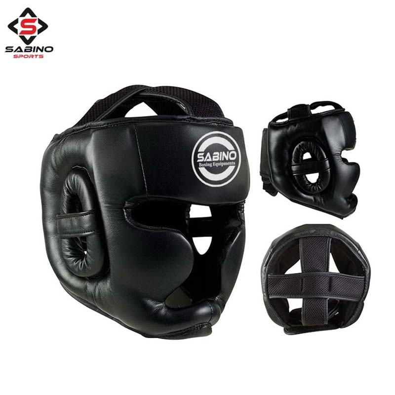 Cheek Protected Head Guard