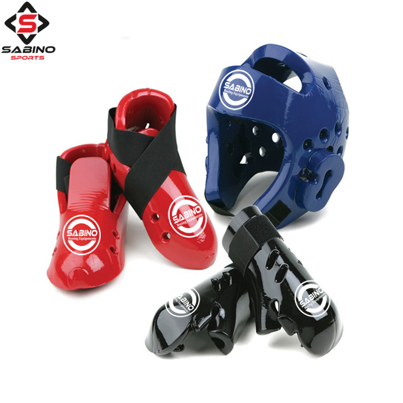 Taekwondo Helmet with Shoes