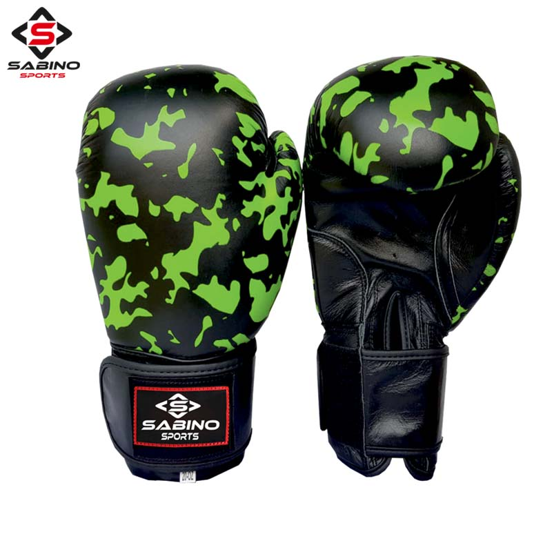 CAMO BOXING GLOVES
