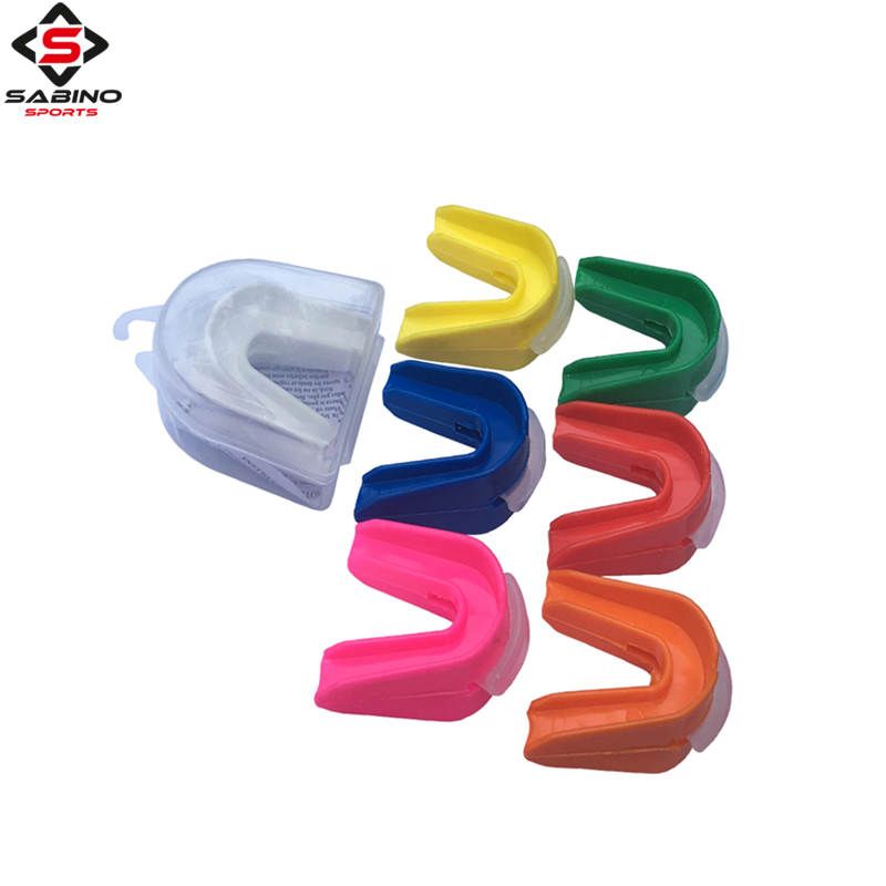 Dual Side Wear Braces Mouth Guard