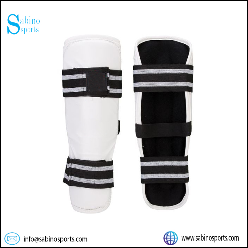 Martial Arts Vinyl Shin Guard