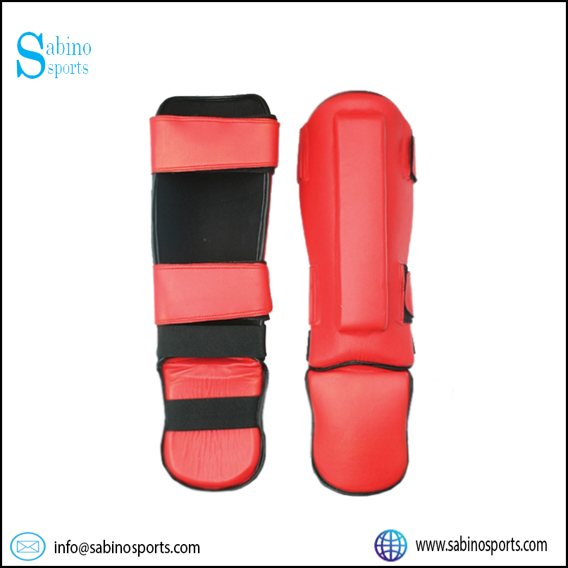 Synthetic Leather Shin instep Guard