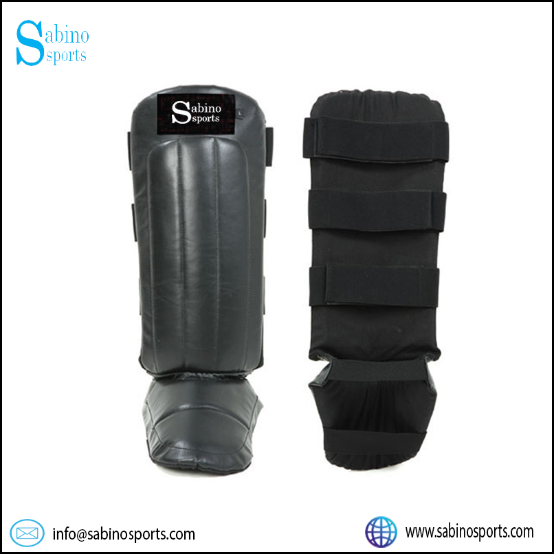 Leather Shin Guard