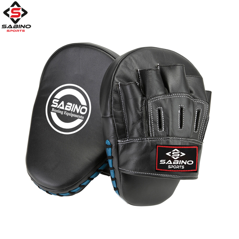 Leather Boxing Focus Mitts