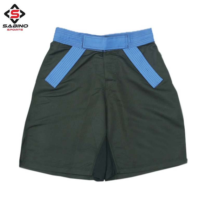 Rank belt MMA Board Short - Quick Velcro System