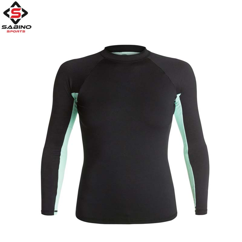 Women Long sleeve RashGuard